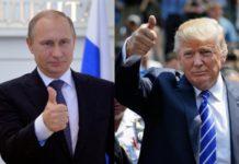 Πούτιν και Τραμπ