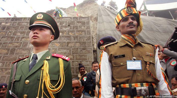 Ινδία - Κινα India - China
